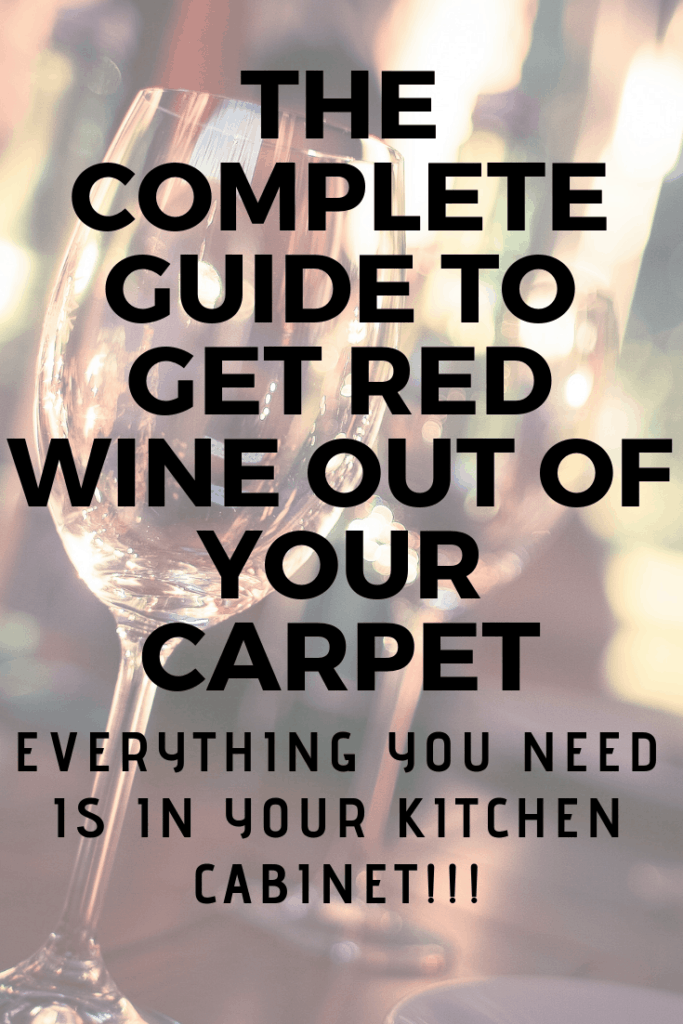 How To Get Red Wine Vinegar Out Of Carpet Carpet Vidalondon